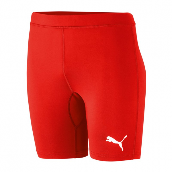 Puma Liga Baselayer Short Tight - rot