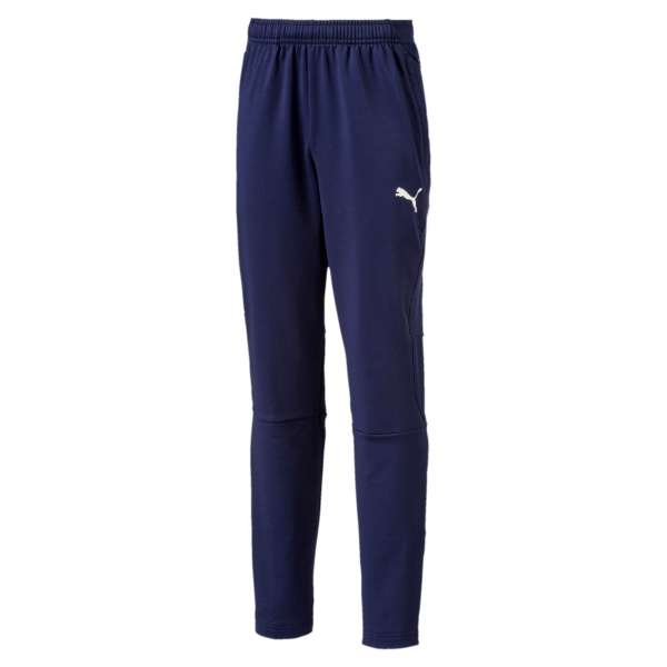 Puma LIGA Training Pants Pro KIDS - dunkelblau