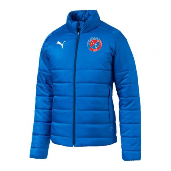 SV A/O Winterjacke - blau