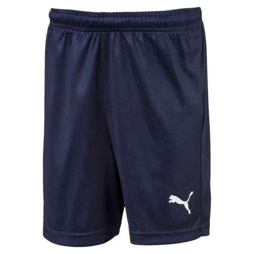 Puma LIGA Shorts Core KIDS - dunkelblau