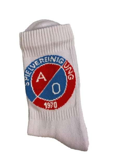 SV A/O Socken - weiß
