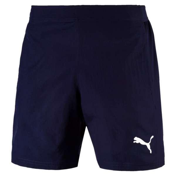 Puma LIGA Sideline Woven Shorts - dunkelblau