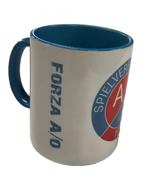 SV A/O Fan Tasse - blau