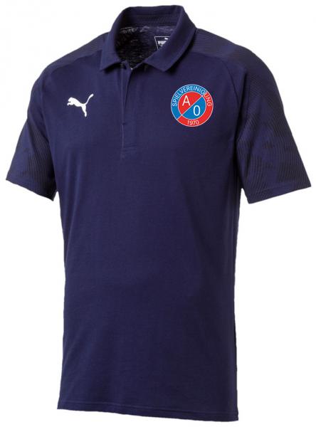 SV A/O Polo Shirt - navy