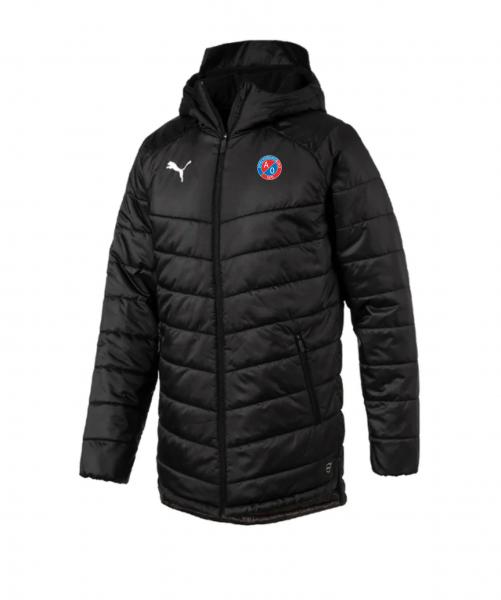SV A/O Puma Stadionjacke - schwarz